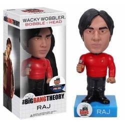 Figura Funko Star Trek The Big Bang Theory Raj