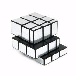 Si buscas Cubo Rubik Espejo Inteligente 3x3 Mirror Plateado Puzzle puedes comprarlo con MCKTOYS está en venta al mejor precio