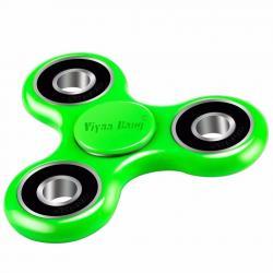 Si buscas Fidget Spinner Juguete Giratorio Relajante Anti Estres Verde puedes comprarlo con MCKTOYS está en venta al mejor precio
