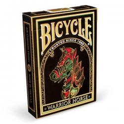 Si buscas Cartas Bicycle Warrior Horse Deck Magia Cardistry puedes comprarlo con Deportronics está en venta al mejor precio