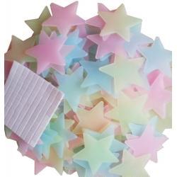 Estrellas Luminosas Que Brillan En Oscuridad