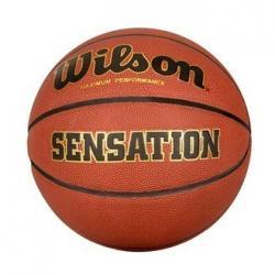 Si buscas Balon Baloncesto Basketball Wilson Sensation 29'5 puedes comprarlo con Deportronics está en venta al mejor precio