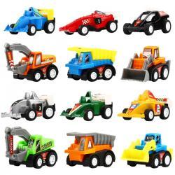 Paquete De Vehiculos Yeonha Toys Surtidos Para Niños