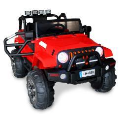 Carro Eléctrico Para Niño Tipo Renegado 12v