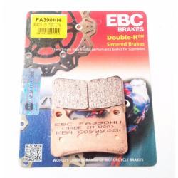 Si buscas Pastillas Freno Ebc Fa 390 Hh Usa Honda Cbr 600 1000 Cb 1000 puedes comprarlo con URQUIZA MOTOS está en venta al mejor precio