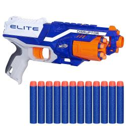Pistola Nerf Firestrike Láser + 18 Dardos + Envío Gratis