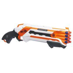 Pistola Nerf Elite Delta Trooper Hasbro Cargador + 24 Dardos