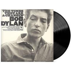 Bob Dylan The Times They Are A Changin Disco Vinilo Alclick