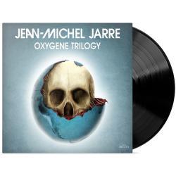 Jean Michel Jarreoxygene Disco Vinilo Lp Sellado Alclick