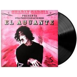 Charly Garcia El Aguante Disco Vinilo Sellado Lp Alclick