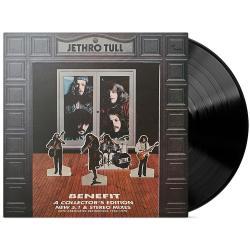 Jethro Tull Benefit Disco Vinilo Sellado Nuevo Lp Alclick