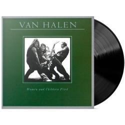 Van Halen Women And Children First Disco Vinilo Lp Alclick