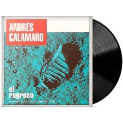 Andres Calamaro El Regreso Disco Doble Vinilo Lp Alclick