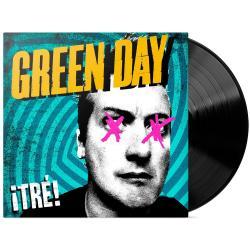 Green Day ¡tré! Disco Vinilo Lp Sellado Nuevo Alclick