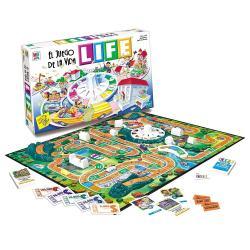 El Juego De La Vida Clásico Hasbro Original Tv Life Alclick