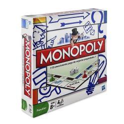 Monopoly Hasbro Original Juego De Mesa Popular Alclick