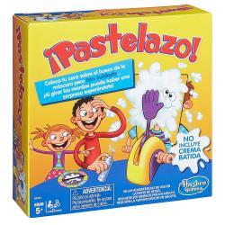 Pastelazo Hasbro Juego Original Tv Tortazos + 6 Sin Interés