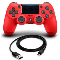 Joystick Ps4 Sony Original V2 Play 4 + Cable + Envío Gratis