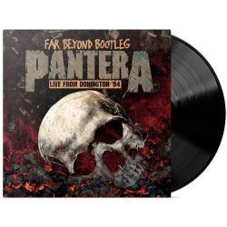 Pantera Far Beyond Bootleg: Live Donington Disco Vinilo Lp