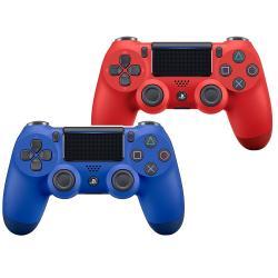 Combo X2 Joystick Sony Ps4 Original V2 Play + 6 Sin Interés