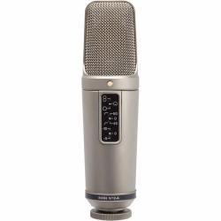 Si buscas Rode Nt2a Microfono Multipatrón + Suspensión - P/ Estudio * puedes comprarlo con GRUPO_ONLINE está en venta al mejor precio