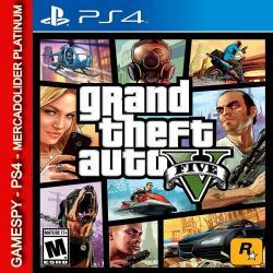 Gta5 Gtav Gta V 5 Ps4 Digital Gamespy Mdolider Platinum 1º