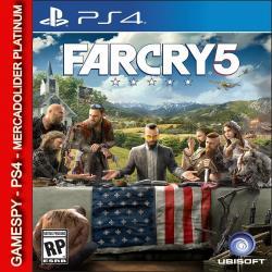 Far Cry 5 Ps4 Digital Gamespy Mdolider Platinum 1º