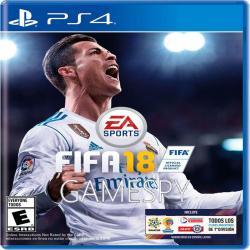 Fifa 18 Ps4 Digital Gamespy Mercadolider Platinum 1º