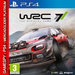 Wrc7 Ps4 Digital Gamespy Mercadolider Platinum 1º