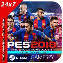 Pro Evolution Soccer 2018 Steam Pes Premium Edition Gamespy