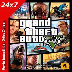Gta V Pc Rockstars Games Mercadolider Gamespy