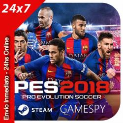 Pro Evolution Soccer 2018 Steam Pes Mercadolider Gamespy