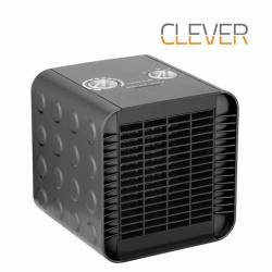 Caloventor Electrico Ptc Clever Negro 750-1000 W Lego 1500n