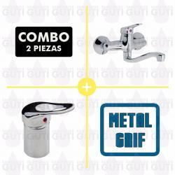 Si buscas Combo Grifería Baño Monocomando Lavatorio Pared Y Bide puedes  comprarlo con GARUMI está en 150a51a4722