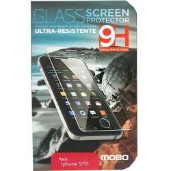 Si buscas Iphone 5g/5s Mica Glass Cristal Templado 9h puedes comprarlo con TUBELUXUY está en venta al mejor precio