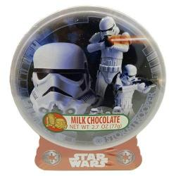 Caja De Chocolates De Figura Star Wars Trooper Para Regalo