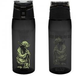 Botella Termo Para Agua Star Wars Yoda 739 Ml