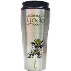 Star Wars Termo De Aluminio Cocoa Yoda 300ml