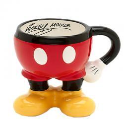 Taza Ceramica Mickey Mouse Disney 3d