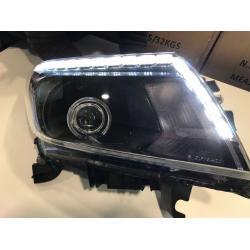 Si buscas Faro Nissan Np300 Frontier 15 Al 18 Con Ojo De Angel Leds puedes comprarlo con MASLUZ está en venta al mejor precio