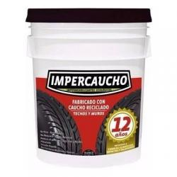 Impermeabilizante Ecologico IMPERCAUCHO® 12 AÑOS Garantia