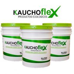 Impermeabilizante Ecologico KauchoFlex® mayor Calidad Garantizada