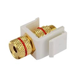 Homevision Technology Audio Binding Post (red Ring) Red (dga