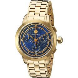 Si buscas Tory Burch Womens Tory - Trb1013 Gold Watch puedes comprarlo con CFMX está en venta al mejor precio