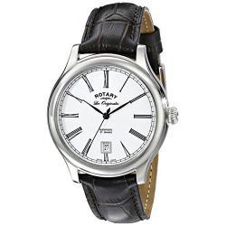Si buscas Rotary Unisex Le90008/01 Stainless Steel Automatic Watch Wit puedes comprarlo con CFMX está en venta al mejor precio