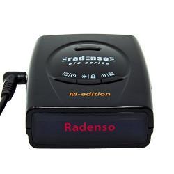 Radenso Pro M Radar & Laser Detector With Gps Lockout, Red L