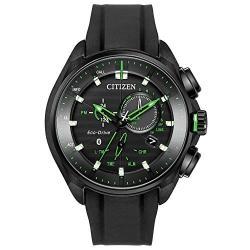 Si buscas Mens Citizen Eco-drive Proximity Black Polyurethane Smartwat puedes comprarlo con CFMX está en venta al mejor precio