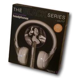 The Black Series Noise Isolation Headphones