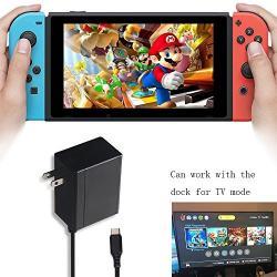 Si buscas 5ft Ac Adapter For Nintendo Switch, Nintendo Switch Fast Cha puedes comprarlo con DD TECH está en venta al mejor precio