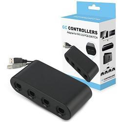 Si buscas Wii U Gamecube Controller Adapter,yteam Gamecube Ngc Control puedes comprarlo con DD TECH está en venta al mejor precio
